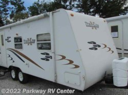 Used 2009  R-Vision Trail-Lite Crossoverx 210Qb by R-Vision from Parkway RV Center in Ringgold, GA