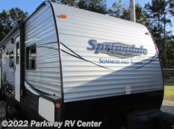 Used 2017 Keystone Springdale Summerland 2720Bh available in Ringgold, Georgia