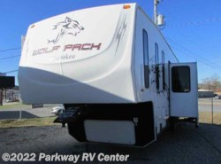 Used 2008  Forest River Cherokee Wolf Pack 386 Wp by Forest River from Parkway RV Center in Ringgold, GA