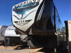 New 2017  Heartland RV Cyclone 3418 by Heartland RV from Nielson RV in St. George, UT