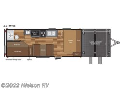 New 2018  Keystone Hideout 21THWE by Keystone from Nielson RV in St. George, UT