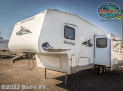 Used 2010  Keystone Springdale 297RLS by Keystone from Bish's RV Supercenter in Idaho Falls, ID