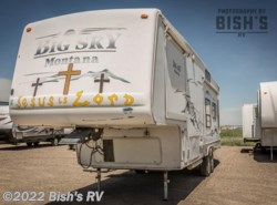 Used 2002  Keystone  MONTANA-BIG SKY 3280RL by Keystone from Bish's RV Supercenter in Idaho Falls, ID