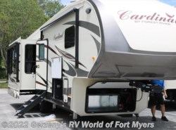 New 2018  Forest River Cardinal 3350RL by Forest River from Gerzeny's RV World of Fort Myers in Fort Myers, FL