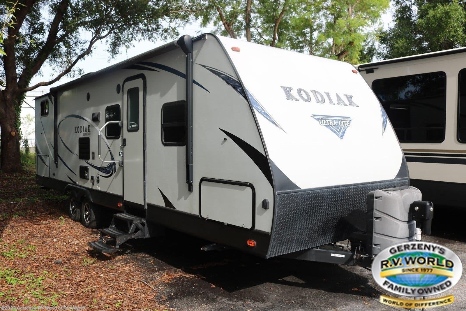 Kodiak Travel Trailer >> 2017 Dutchmen Rv Kodiak For Sale In Fort Myers Fl 33905 17724a