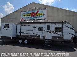 New 2018  Forest River Wildwood 31 KQBTS by Forest River from Delmarva RV Center in Seaford in Seaford, DE