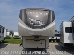 New 2018 Jayco Pinnacle 36FBTS available in Smyrna, Delaware