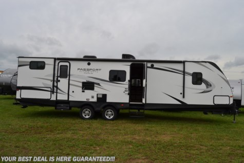 2017 Keystone Passport Ultra Lite Grand Touring 3350BHWE