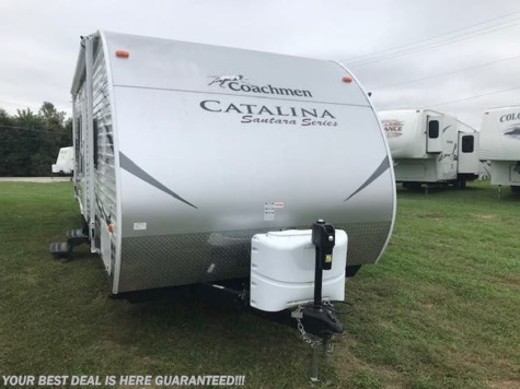 2012 Coachmen Catalina 272BH