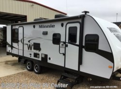 New 2018  Winnebago Minnie TT 2500FL by Winnebago from Go Play RV Center in Flint, TX