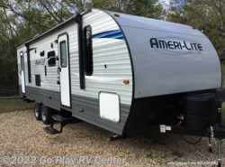 New 2018  Gulf Stream Amerilite TT UltraLite 268BH by Gulf Stream from Go Play RV Center in Flint, TX