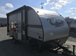 New 2019 Forest River Cherokee Wolf Pup 16FQ available in Bunker Hill, Indiana