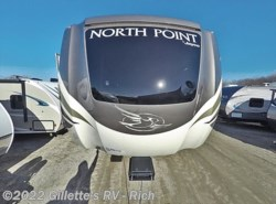New 2018  Jayco North Point 381FLWS by Jayco from Gillette's RV in East Lansing, MI