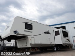 Used 2010  Keystone Springdale 253FWRLLS by Keystone from Central RV in Ottawa, KS