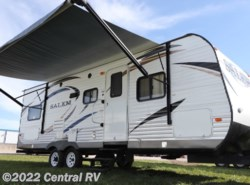 Used 2014 Forest River Salem 26TBUD available in Ottawa, Kansas