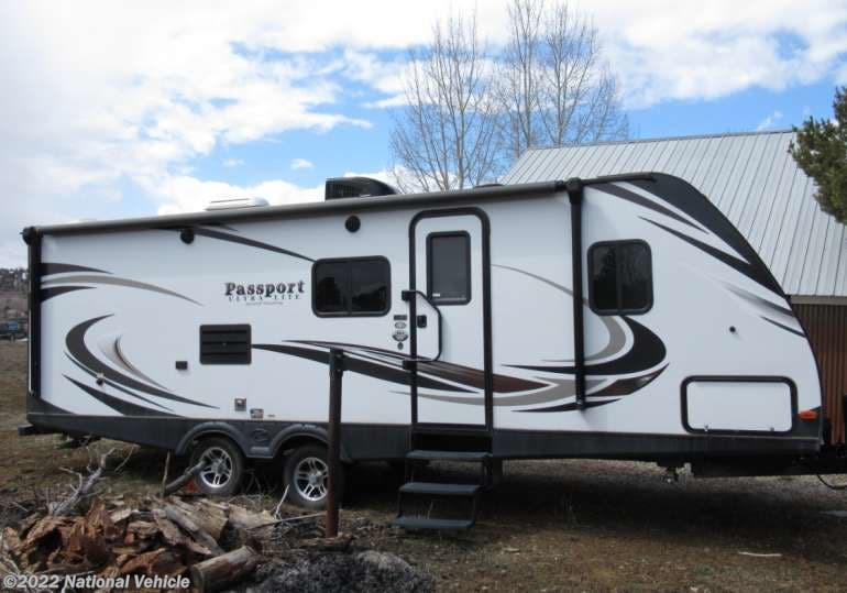 huge selection of 0a27d e5f81 2018 Keystone RV Passport Ultra Lite Grand Touring (East) 2510RB for Sale  in Durango, CO 81303 | c601184