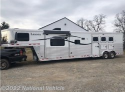 2014 Lakota Charger 3 Horse Trailer with Living Quarters