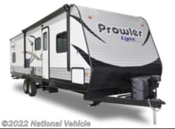 Used 2016  Heartland Prowler 285LX 32' Travel Trailer
