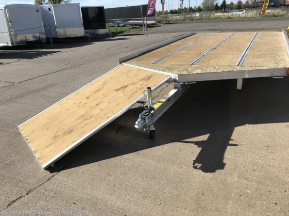 2022 FLOE Versa Max Floe 16' Ramp Sled / ATV Trailer no Brakes available in Forest Lake, MN