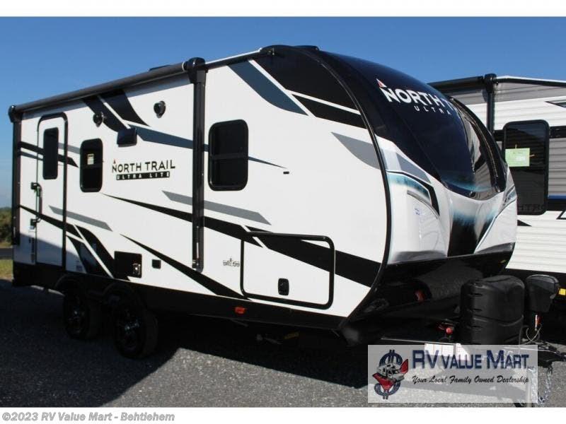 2022 Heartland North Trail 21RBSS