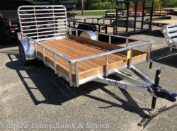 2021 Legend Trailers Legend ALUMINUM LOW SIDE UTILITY