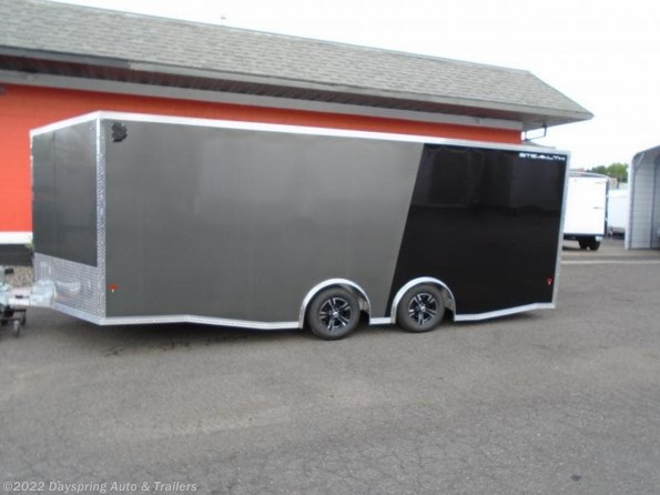 2021 Stealth C8.5X20SCH available in Gresham, OR