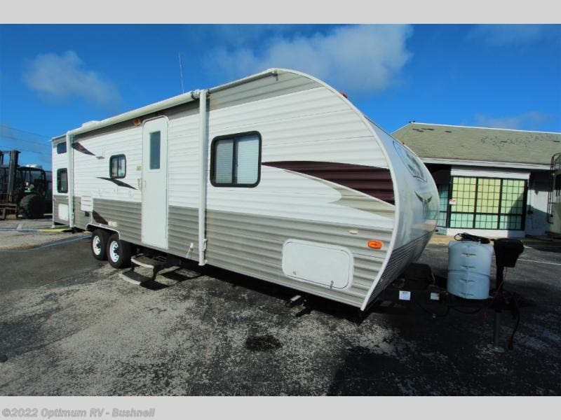 2011 Forest River Cherokee Grey Wolf 28BH