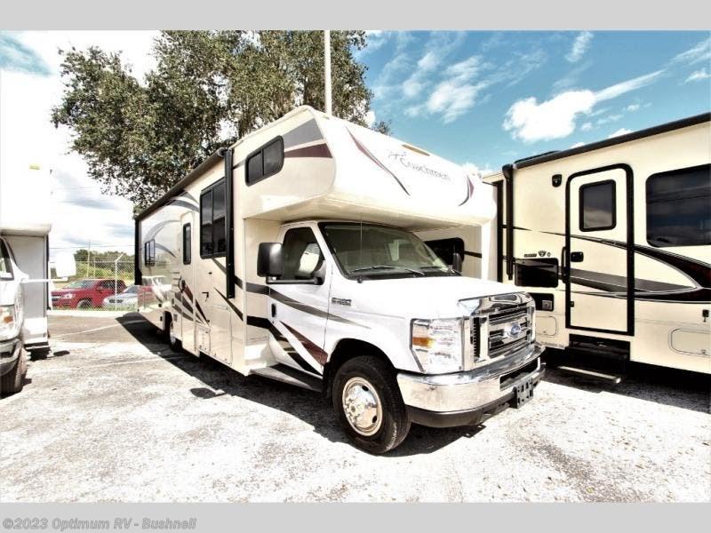 2019 Coachmen Freelander 27QB Ford 350