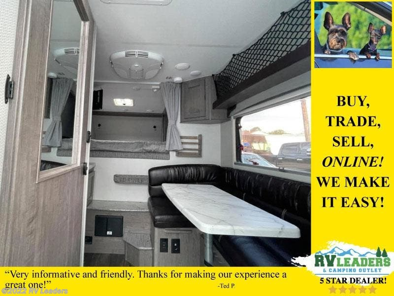 2022 Lance 650 Lance Truck Campers