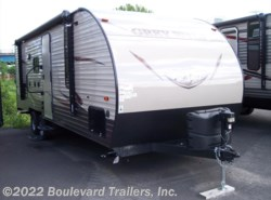 New 2016  Forest River Cherokee Grey Wolf 26BH by Forest River from Boulevard Trailers, Inc. in Whitesboro, NY