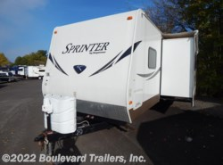 Used 2012  Keystone Sprinter 311BHS by Keystone from Boulevard Trailers, Inc. in Whitesboro, NY