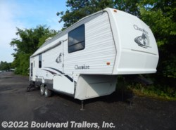Used 2005  Forest River Cherokee 305L by Forest River from Boulevard Trailers, Inc. in Whitesboro, NY