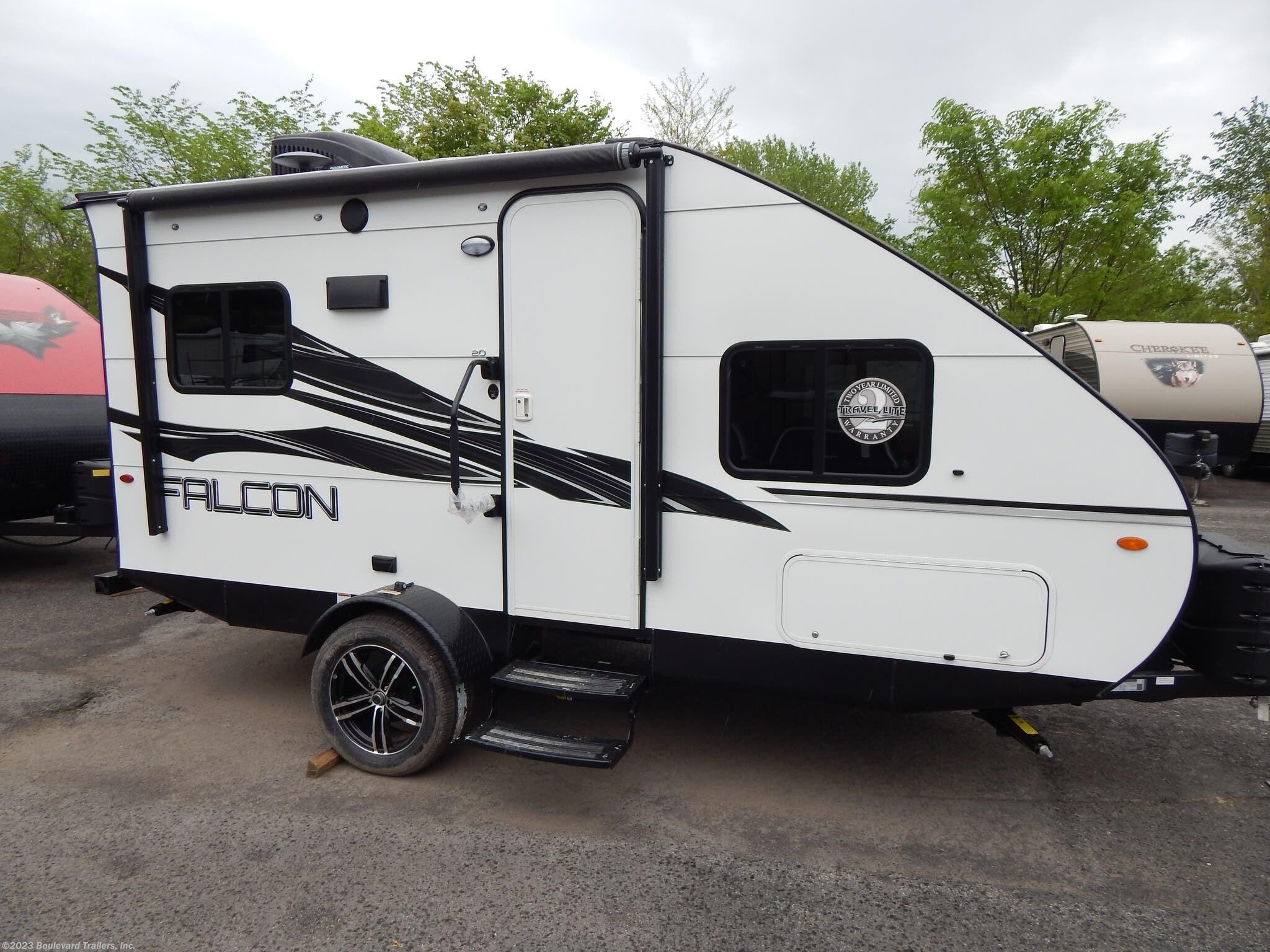 2020 Travel Lite RV Falcon 20 for Sale in Whitesboro, NY 13492   7