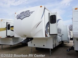 Used 2012  Forest River Sandpiper 345RET by Forest River from Bourbon RV Center in Bourbon, MO