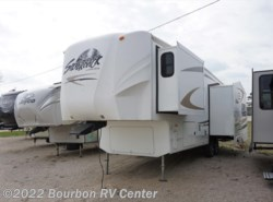 Used 2012  Forest River Cedar Creek Silverback 29RL by Forest River from Bourbon RV Center in Bourbon, MO