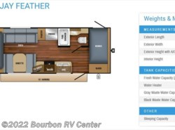 New 2018  Jayco Jay Feather X213 by Jayco from Bourbon RV Center in Bourbon, MO