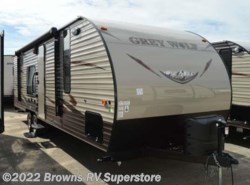 New 2016 Forest River Grey Wolf 26RR available in Mcbee, South Carolina