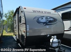 Used 2016  Forest River Cherokee Wolf Pup 16BHS by Forest River from Brown's RV Superstore in Mcbee, SC