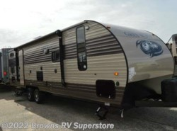 New 2017  Forest River Grey Wolf 26CKSE by Forest River from Brown's RV Superstore in Mcbee, SC