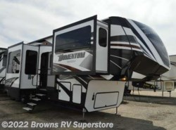 New 2017  Grand Design Momentum 376TH by Grand Design from Brown's RV Superstore in Mcbee, SC