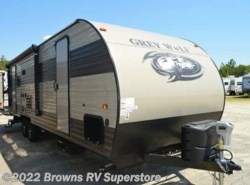 New 2018  Forest River Grey Wolf 26RL by Forest River from Brown's RV Superstore in Mcbee, SC