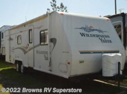 Used 2004  Fleetwood Wilderness Yukon 829S by Fleetwood from Brown's RV Superstore in Mcbee, SC