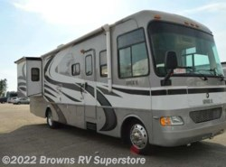 Used 2007  Holiday Rambler Admiral SE 33PBD by Holiday Rambler from Brown's RV Superstore in Mcbee, SC