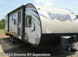 Used 2016  Forest River Wildwood X-Lite 263BHXL by Forest River from Brown's RV Superstore in Mcbee, SC