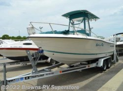 Used 2000  Miscellaneous  Sea Pro 210CC  by Miscellaneous from Brown's RV Superstore in Mcbee, SC