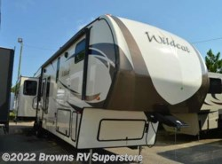 New 2018  Forest River Wildcat 383MB by Forest River from Brown's RV Superstore in Mcbee, SC