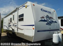 Used 2006  Keystone Cougar 304 by Keystone from Brown's RV Superstore in Mcbee, SC