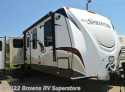 Used 2014  Miscellaneous  Sprinter RV 331RLS-WB  by Miscellaneous from Brown's RV Superstore in Mcbee, SC