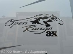 New 2018  Open Range  3X375RDS by Open Range from Brown's RV Superstore in Mcbee, SC