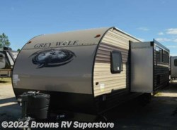 New 2018 Forest River Grey Wolf 26DBH available in Mcbee, South Carolina